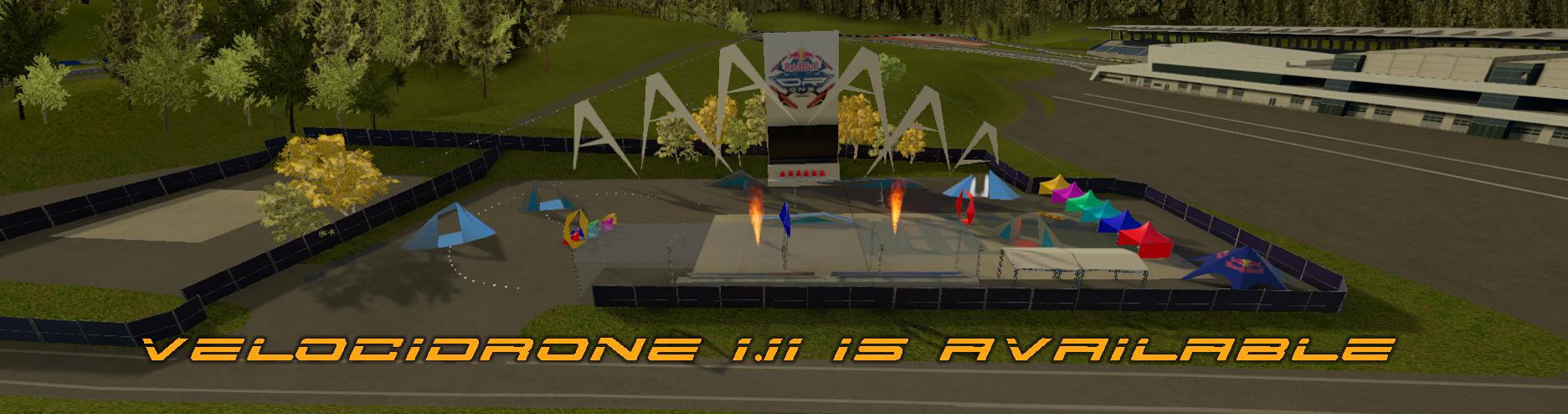 VelociDrone FPV Racing Simulator 1.11