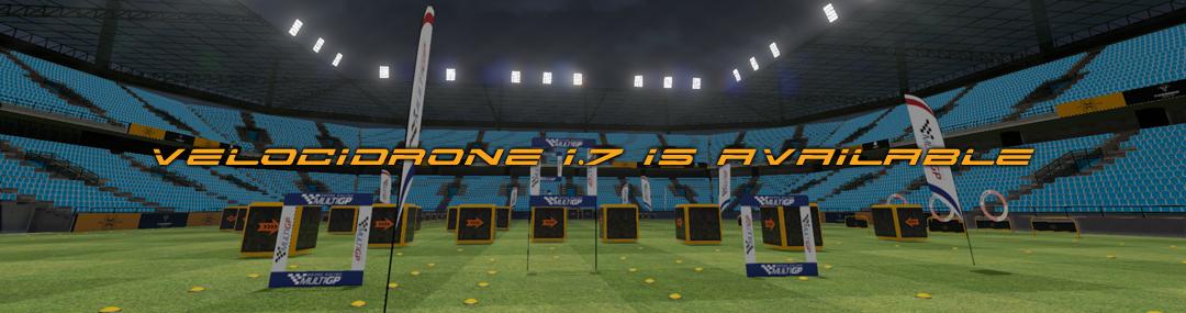 VelociDrone FPV Racing Simulator 1.7